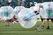 Bubble Soccer!!