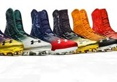 UA Highlight cleat