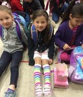 Kindness Matters socks day