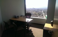 Office with a view!