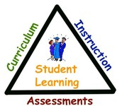 who is the curriculum centered on?