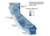 Regional Water Usage