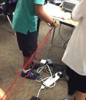 Making a Zipline!