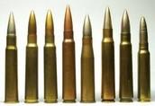 Gatling Gun Bullets