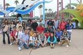 Six Flags trip in 2012!