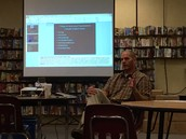 Pete presents #NewSchool in Omak