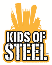 We will also introduce the Kids of STEEL Program that students can register for...it's free!