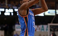 Kevin Durant shooting