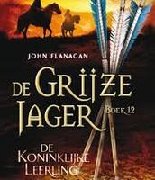 De Grijze Jager, boek 12, de koninklijke leerling