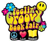 Feelin' Groovy Book Fair--Peace, Love, & Books