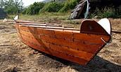 The Chumash Boat