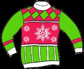 Ugly Christmas Sweater Night 12/22/15