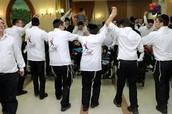 ריקוד לחנוכה