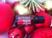 FREE Product of the month!  5ml Holiday Joy & Scent Pack
