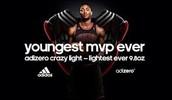Derrick Rose and Adidas