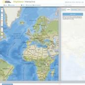 NatGeo Map Maker