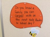 Last Safe Routes to School Day is Wed. June 15!