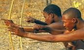 Archer of Botswana
