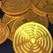 Aztec Golden Coin$!