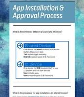 App Installation & Approval Process