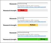 Create Quality/Strong Passwords