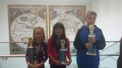 Hexter Places in the District Science Fair and the District Spelling Bee