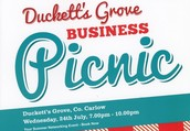 Duckett's Grove - the Business Picnic