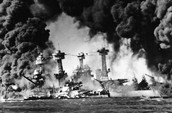 The Attack on Pearl Harbor..