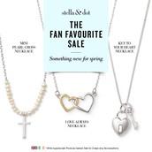 Sterling silver girls range keepsakes!