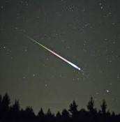 meteorites and meteors