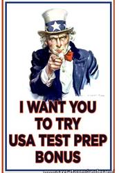 Bonus Points: Add 10% to each Test Score!