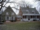 York Colonial Buildings