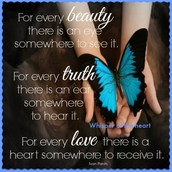Beauty, Truth, or Love