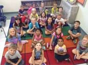 We are Mrs. Raney's Second Grade Class