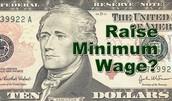 Should minimum wage be raised?
