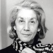 Nadine Gordimer (Famous South African writer and activist)