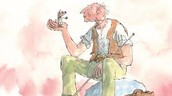 Help the bfg get to giant country