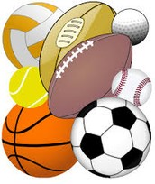 Our shop has all the sports needs!