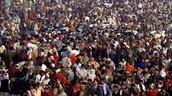 Population of Bangladesh