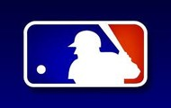 Major league baseball sign