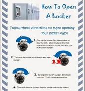 Need help opening a locker?