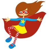 """Every Hero Has a Story"" Kids Summer Reading Program"