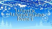 Winter Wonderland Dance- Friday December 18th