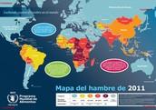 Mapa del Hambre