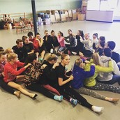 before rehearsal