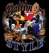 Baltimore Fanboy!