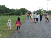Family retreat at Schoenstatt Lamar
