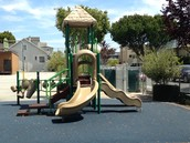 Kinders Play Structure