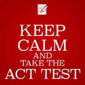 ACT Aspire Interim Assessments - new date!