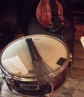 Bouzouki, Mandolin, Double Bass